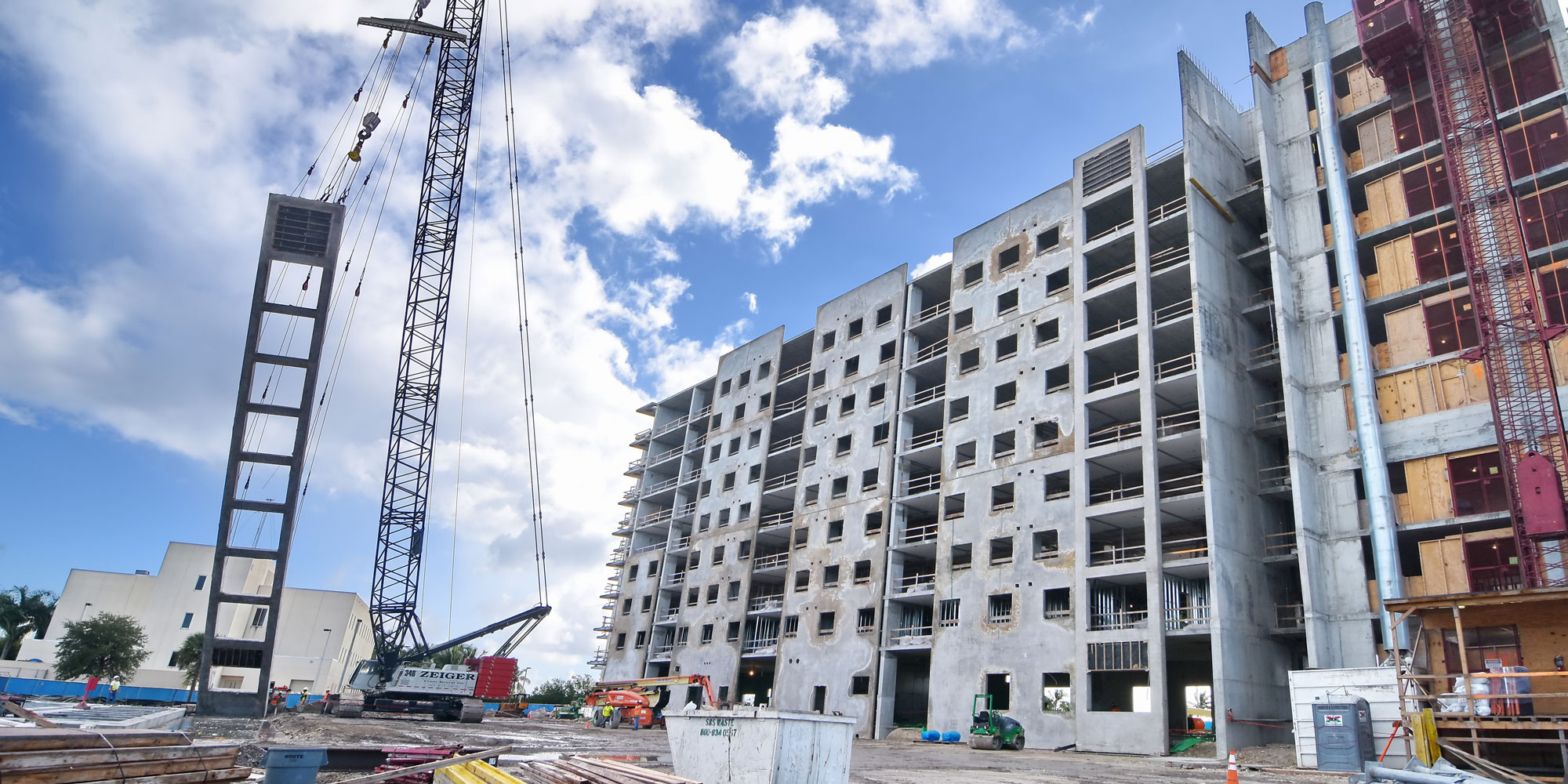 tilt up construction report The national code of practice for precast, tilt-up and concrete elements in building construction (national code) was declared by the australian safety and.