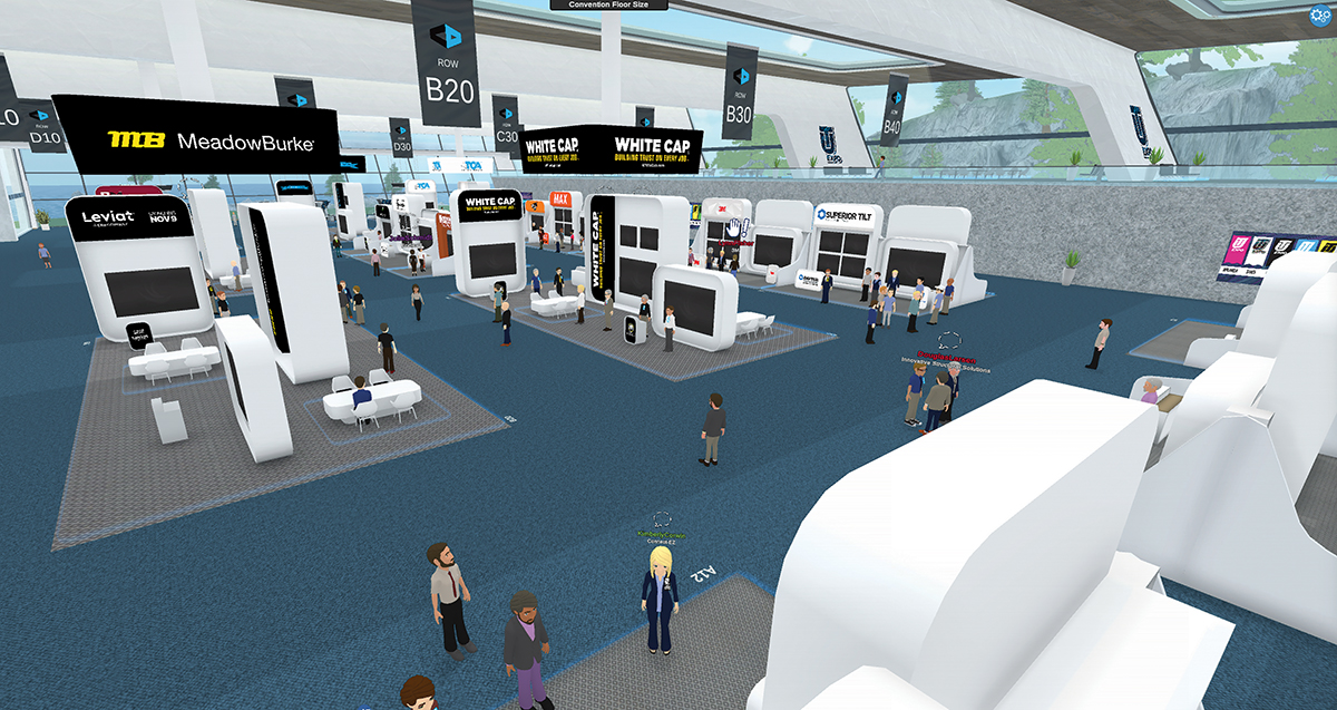 This image has an empty alt attribute; its file name is Expo-Hall-r.jpg