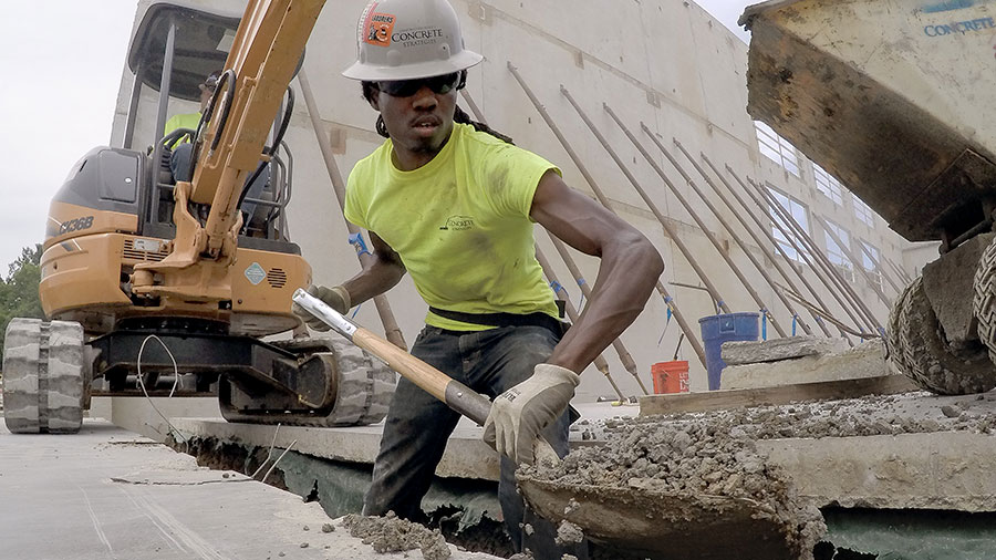 Construction Career Development Initiative (CCDI): An inclusive way of increasing manpower from a diverse community
