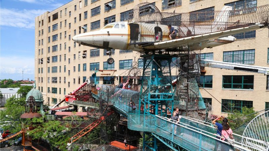Tilt-Up Industry Leaders of Tomorrow Social Outing at City Museum
