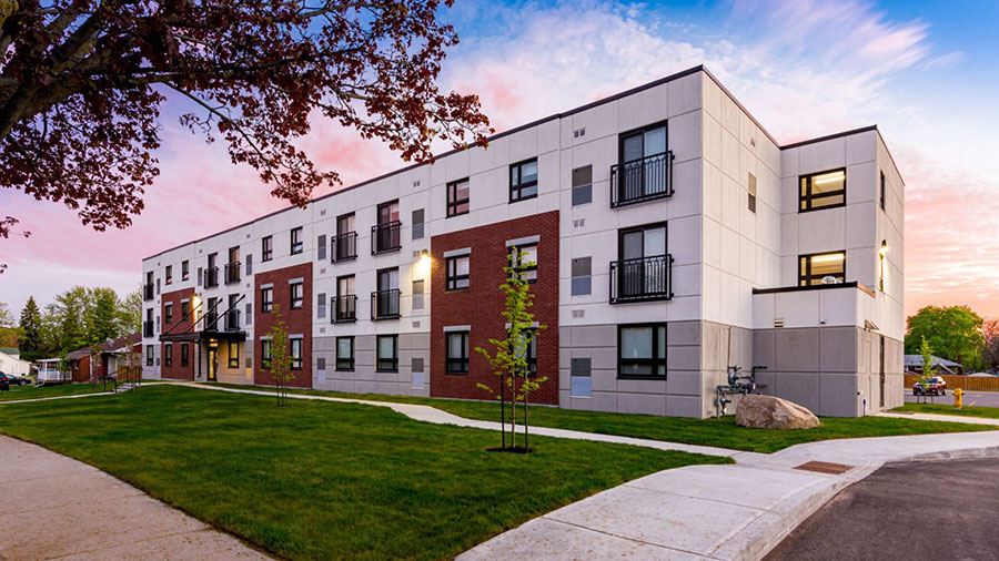 Tackling the Affordable Housing Crisis with Tilt-up Construction