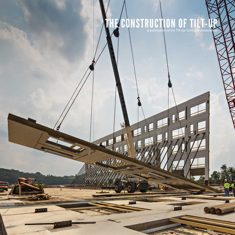 The Construction of Tilt-Up
