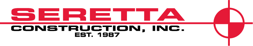Logo for Seretta Construction, Inc.
