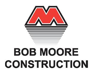Logo for Bob Moore Construction, Inc.