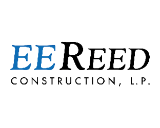 Logo for E. E. Reed Construction, L.P.