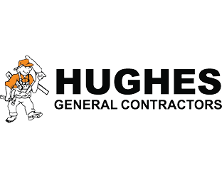 Logo for Hughes General Contractors