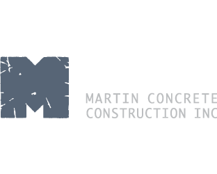Logo for Martin Concrete Construction, Inc.