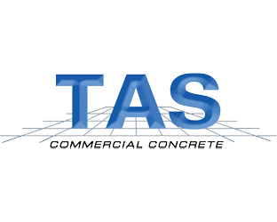Logo for TAS Commercial Concrete
