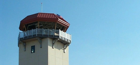 Main banner image for St. Johns County Air Traffic Control Tower