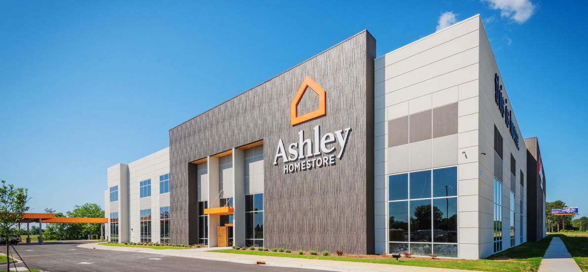 Main banner image for Ashley Homestore