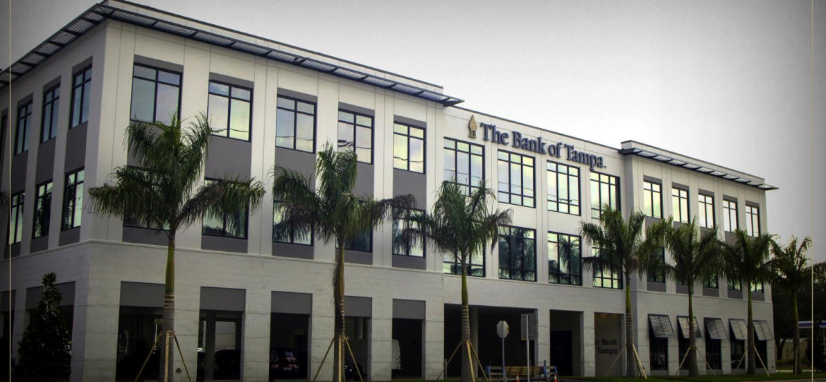 Main banner image for The Bank of Tampa Operations Building