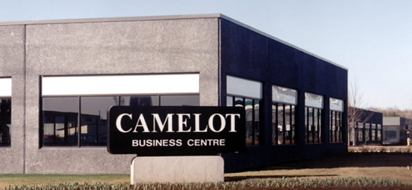 Main banner image for Camelot Business Centre
