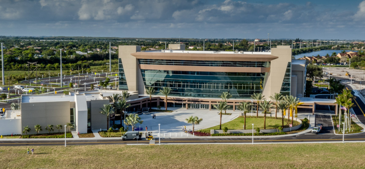 Main banner image for Civic Center & City Hall of Pembroke Pines