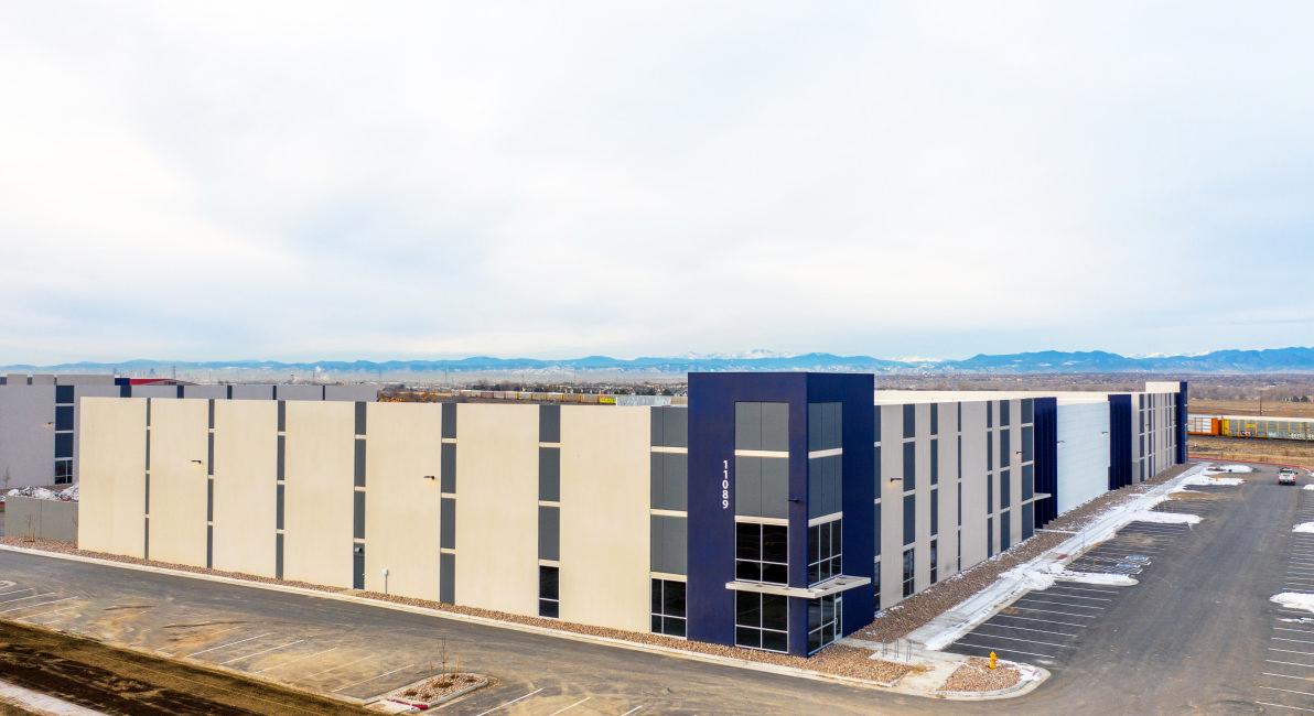 Main banner image for Colorado Logistics Park - Building A