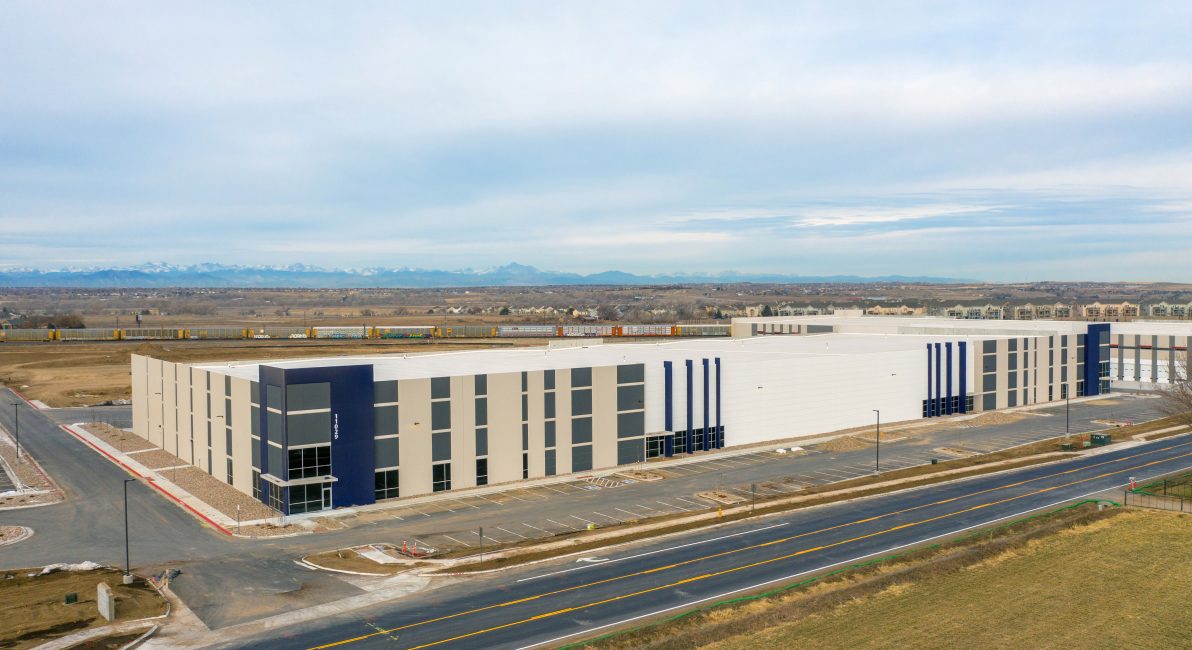 Main banner image for Colorado Logistics Park - Building B