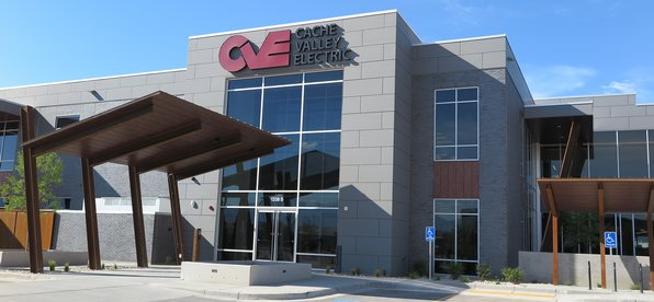 Main banner image for Cache Valley Electric Office Building