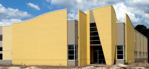 Main banner image for C Vista Process, Warehouse, and Technical Buildings
