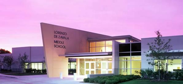 Main banner image for Lorenzo de Zavala Middle School