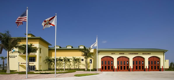Main banner image for Deerfield Beach Mitigation Operations Center