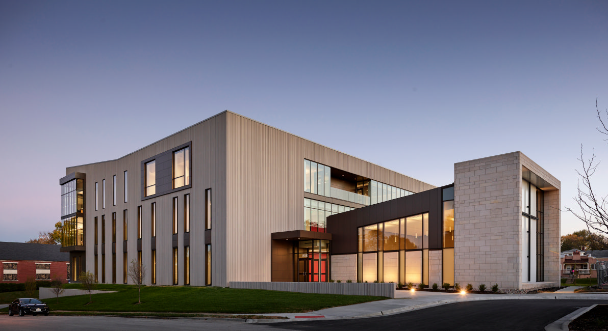 Main banner image for Donnelly College Academic Building