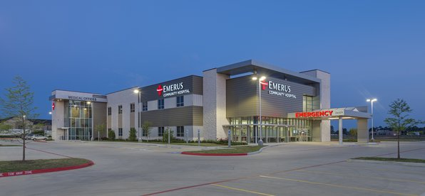 Main banner image for Emerus Hospital - Tomball