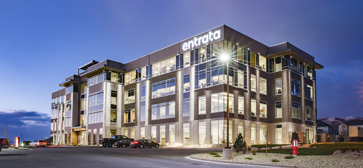 Main banner image for Entrata Office Building