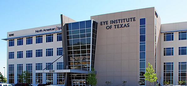 Main banner image for Eye Institute of Texas