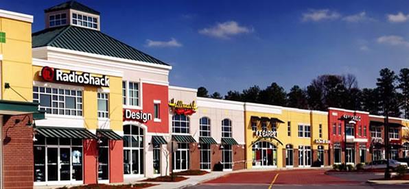 Main banner image for Falls Pointe Shopping Center