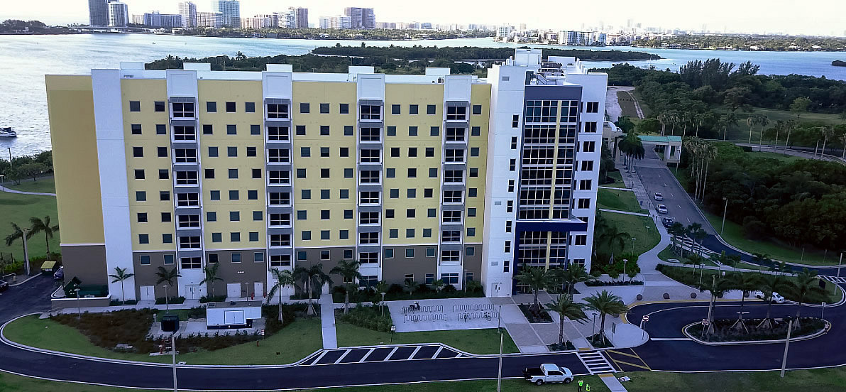 Main banner image for FIU Biscayne Bay Campus - Bayview Student Living