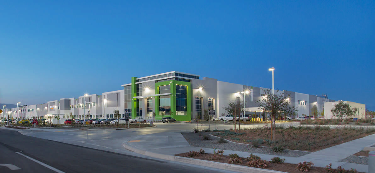 Main banner image for Goodman Eastvale Commerce Center