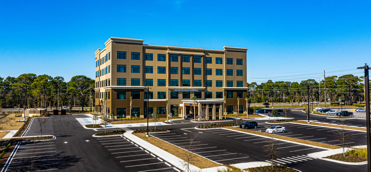 Main banner image for Grand Strand Medical Office Building