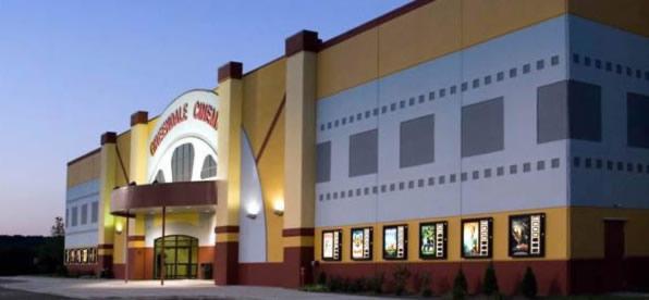 Main banner image for Greendale Cinemas
