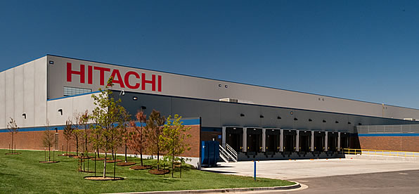Main banner image for Hitachi Expansion
