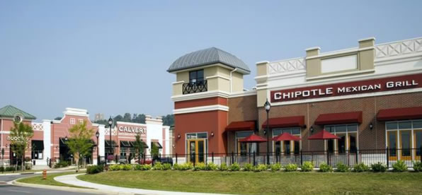 Main banner image for Hunt Valley Towne Centre