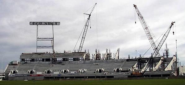 Main banner image for Jade Stadium Redevelopment