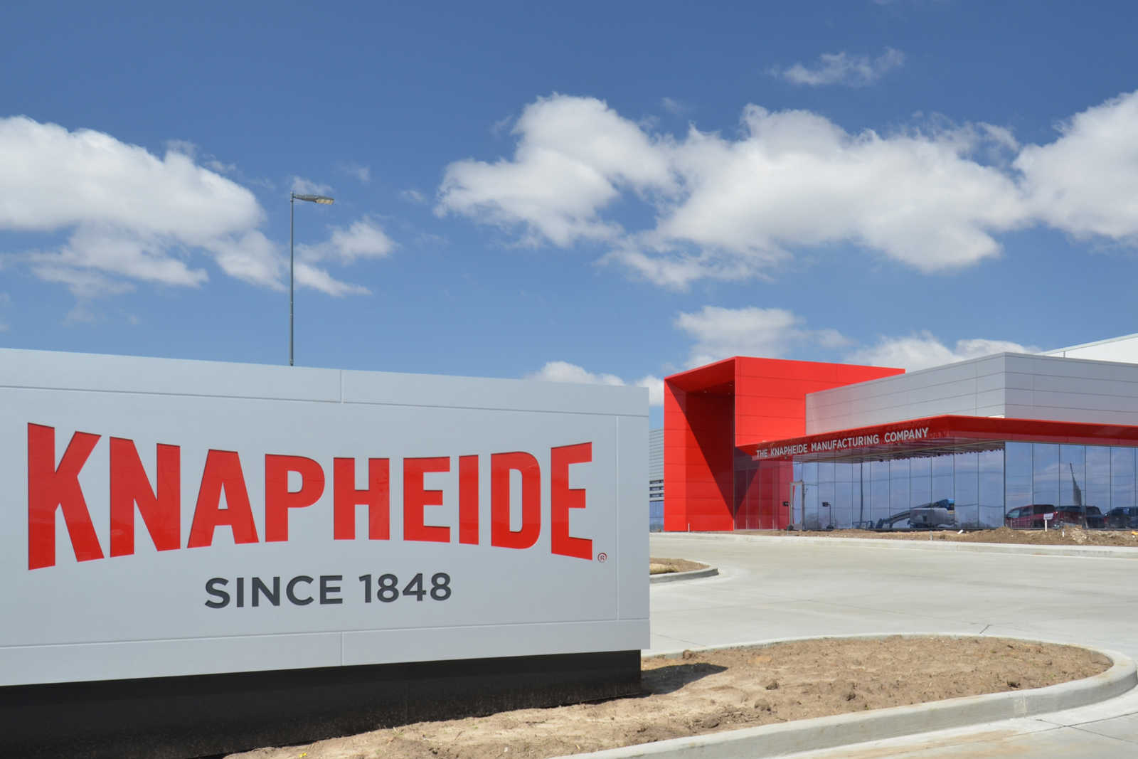Main banner image for Knapheide Manufacturing Facility