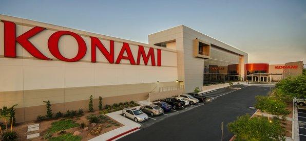 Main banner image for Konami Gaming Expansion