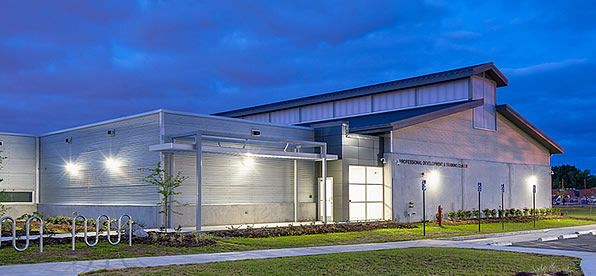 Main banner image for Lafayette Parish Public Safety Complex
