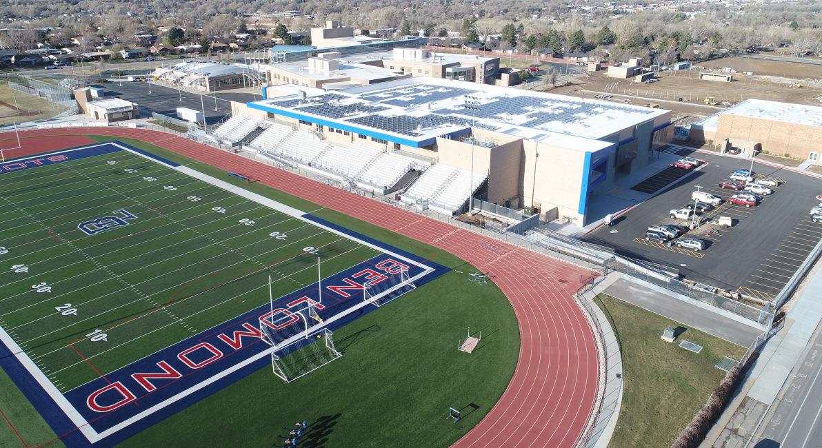 Main banner image for Ben Lomond High School Athletic Center