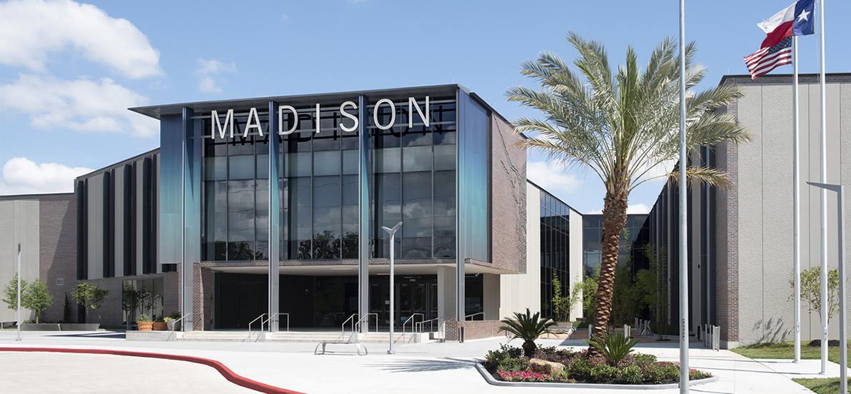 Main banner image for HISD James Madison High School