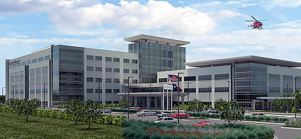 Main banner image for Memorial Herman Cypress Hospital