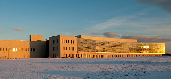 Main banner image for National Cancer Institute's Advanced Technology Research Facility