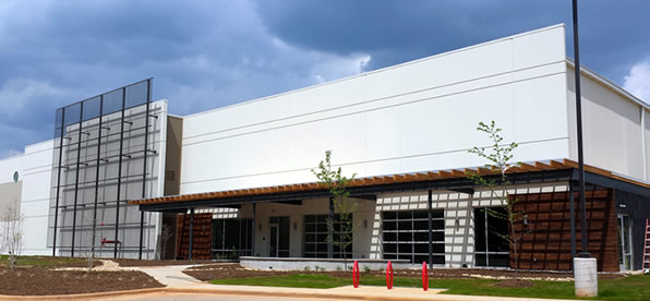Main banner image for New Belgium Brewing Asheville Distribution Center