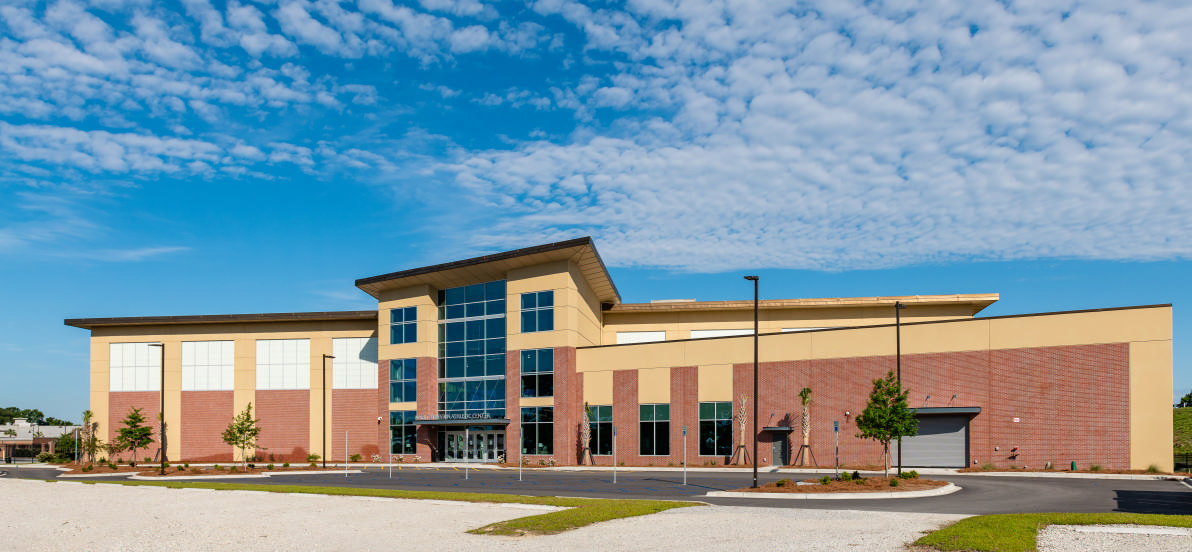 Main banner image for North Charleston Athletic Center
