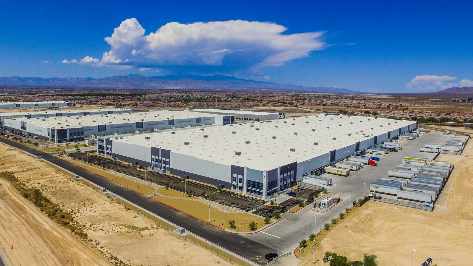 Main banner image for Northgate Distribution Center - Buildings 1 & 2