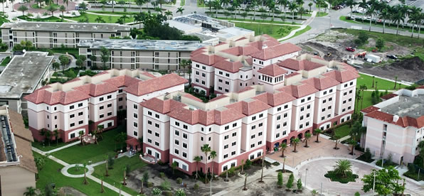Main banner image for NSU - New Residence Hall