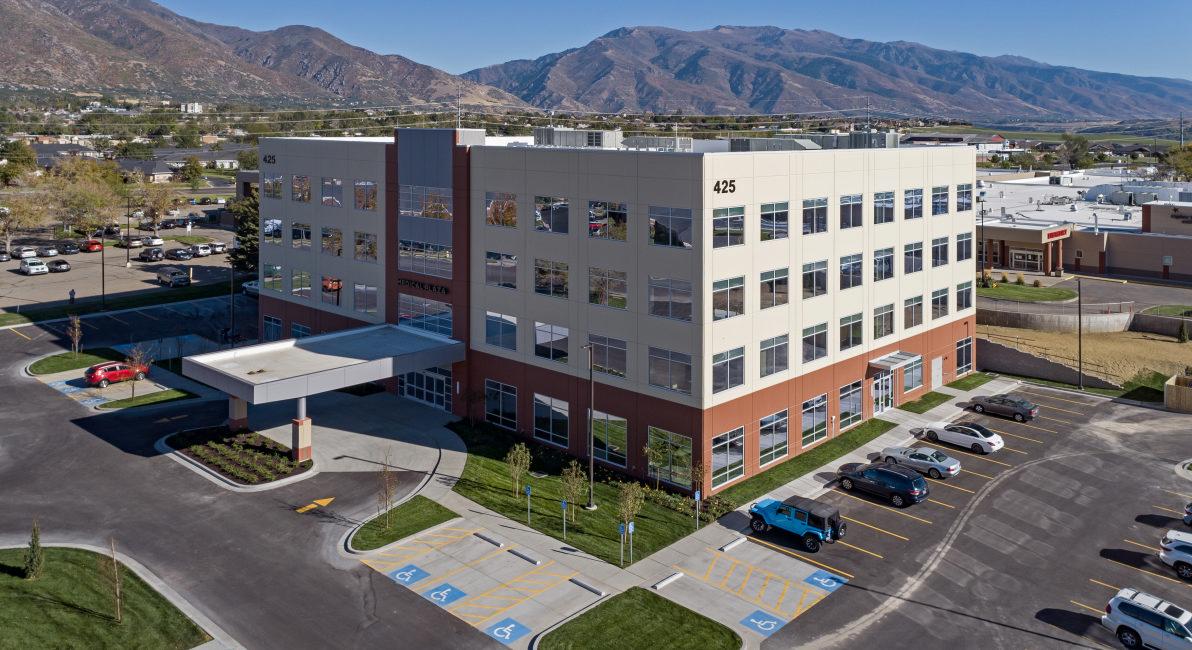 Main banner image for Ogden Medical Office Building