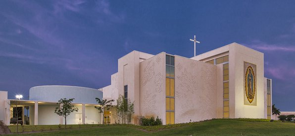 Main banner image for Our Lady of Guadalupe Catholic Church