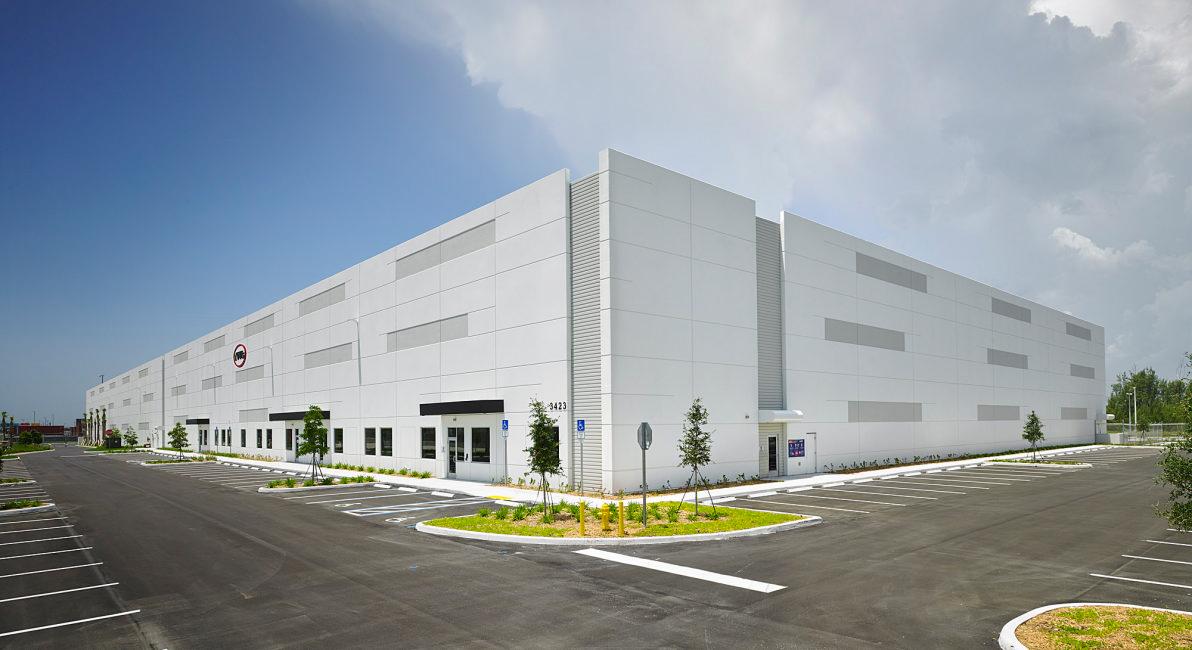 Main banner image for Port Everglades International Logistics Center