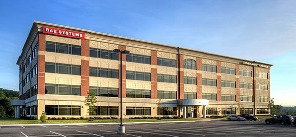 Main banner image for Quantico Corporate Center Building G